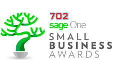 7Q2 Sage One Small Business Awards.